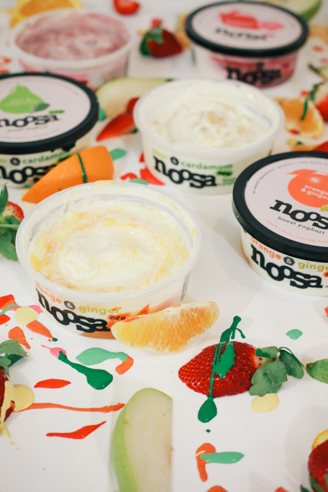 Loving Noosa Yogurt