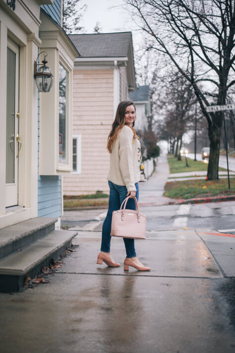Transitional Sweaters to Wear from Winter to Spring