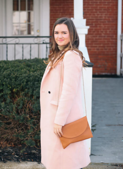 Love a Good Pink Coat