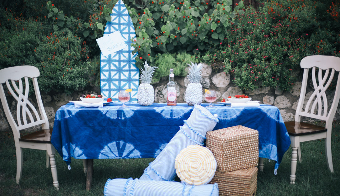 Summer Party Decor DIY