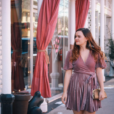 Valentine's Day Dresses and More