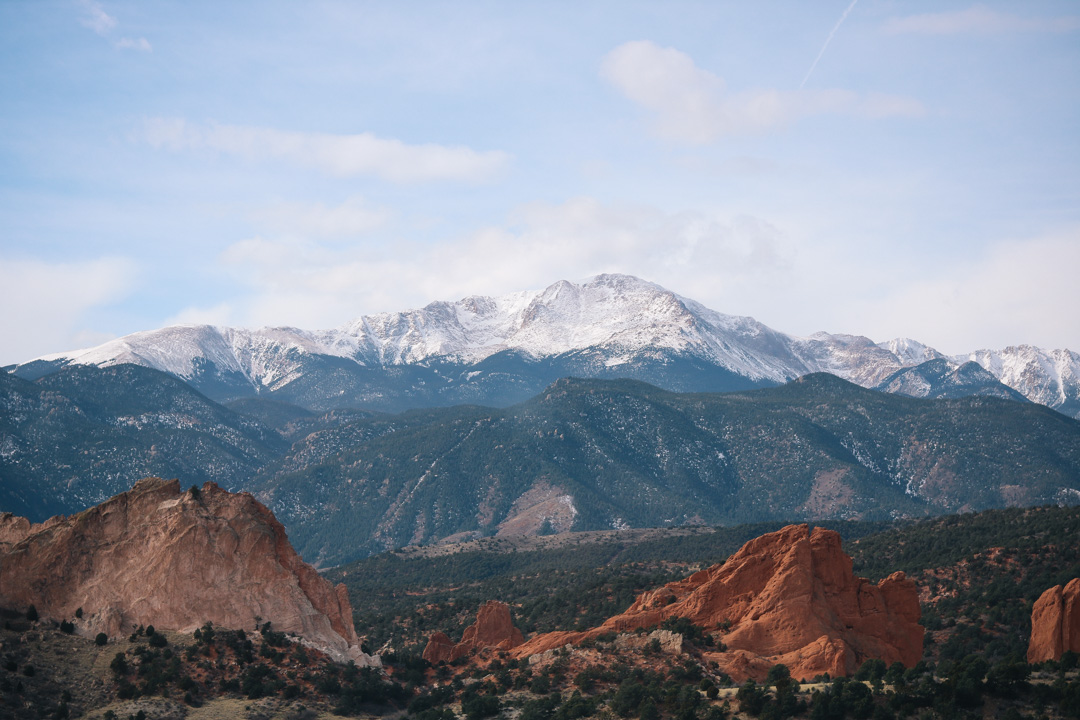 Colorado Adventures At Garden Of The Gods Resort And Winter Park