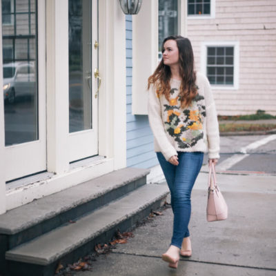 Transitional Sweaters to Wear from Winter into Spring