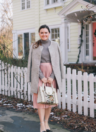 Transitioning Wardrobes into Spring