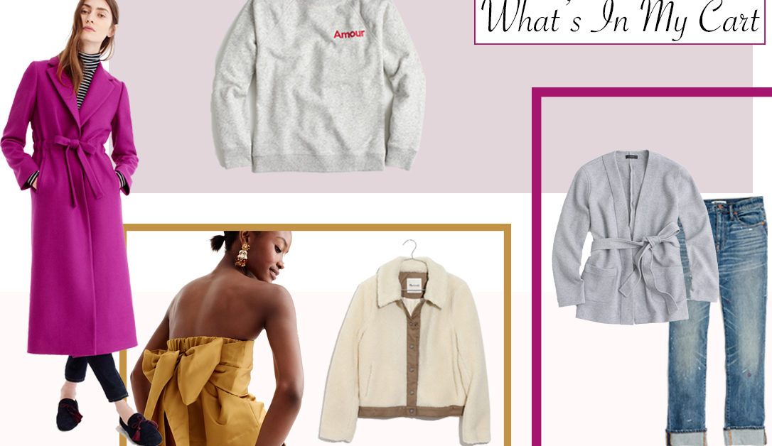What's In My Cart 2 & 3- Fall Fashion