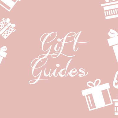 Gift Guides Are Finally Here!