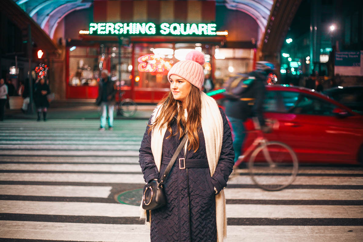 Weekend In NYC with Pantene- Simply Poised Fashion by Rachel Broas @rachellaurenlucy